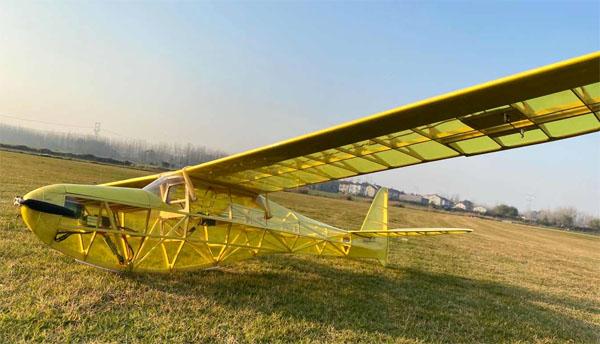 SB-98 Glider 2500mm(バルサキット)