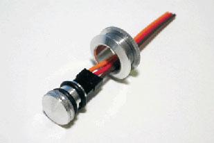 カラーガイド付充電アダプター(黒)
