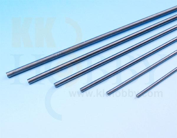 ピアノ線 2.6-5mm(3本入り)