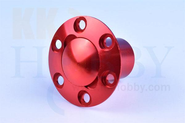 スケール給油口(直径30mm 長さ22mm:レッド)