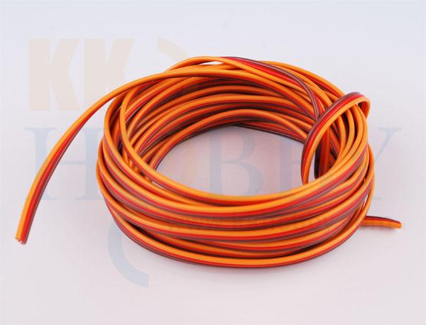 大電流用ストレートコード 5m (コードのみ:JRカラー)