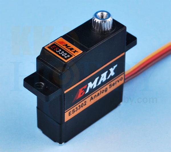 E-MAX 薄型デジタルミニサーボ ES3302