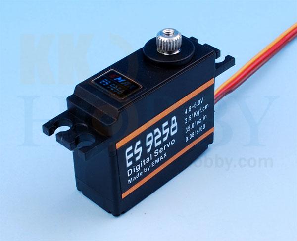 E-MAX デジタルサーボ(メタルギヤ) ES9258