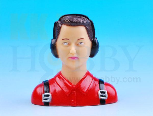 パイロット人形 50 (高さ71mm)
