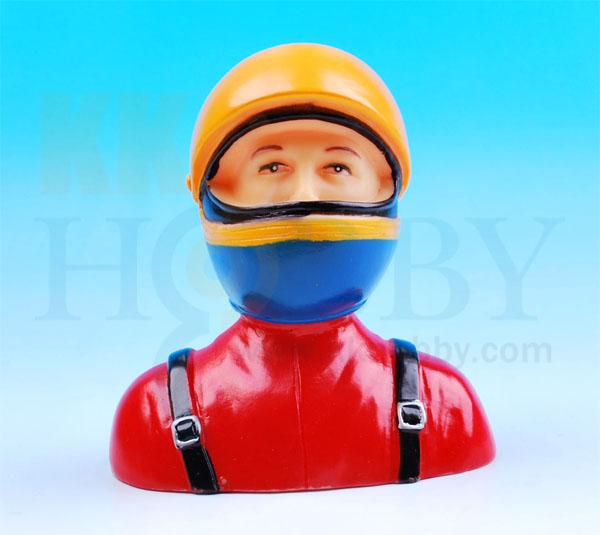 パイロット人形 52 (高さ71mm)