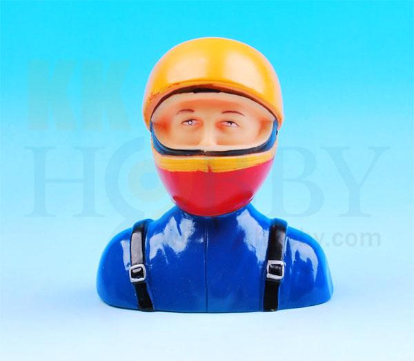パイロット人形 53 (高さ71mm)