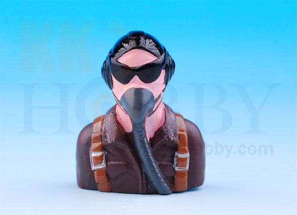 パイロット人形 45 (高さ38mm)