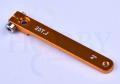 アルミシングルサーボアーム 62.5mm(JR互換)