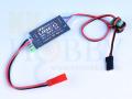 HENGE 【6Aタイプ】スイッチング式 5V/6V/7.4V 変換レギュレーター(UBEC)