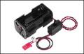 フタバ スイッチ付電池ホルダー SSW-BSSA