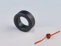 ノイズフィルター(フェライトコア):外径 14mm 長さ 5.5mm