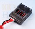 GT POWER デジタルバッテリー低電圧警告アラーム