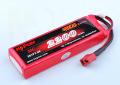 リポバッテリー KYPOM K6 7.4V 2200mA 35C-70C