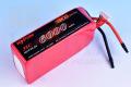 リポバッテリー KYPOM K6 22.2V 6000mA 35C-70C