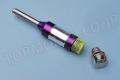 TOPMODEL ポケットブースター電池交換式(メーター付、回転ロック)