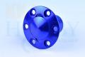 スケール給油口(直径30mm 長さ22mm:ブルー)
