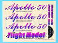 Apollo 50 EP/GP 用ステッカー