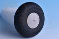 プラスチックハブバルーンタイヤ 4インチ(102mm)