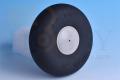 プラスチックハブバルーンタイヤ 5インチ(127mm)