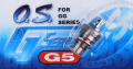 OSグロープラグ グローガソリン用G5