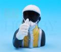 パイロット人形 54 (高さ50mm)