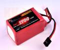 受信機用LiFeバッテリー KKHOBBY 6.6V 1700mA