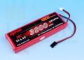 受信機用LiFeバッテリー KYPOM K6 6.6V 3800mA