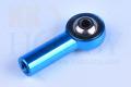 メタルボールジョイント(ブルー 4x26mm) 2個入
