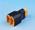 バッテリー並列コネクター (XT60タイプ)