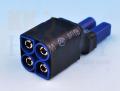 バッテリー直列コネクター(EC5タイプ)