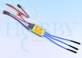 Sunrise Model 60A PRO SBEC 6A ブラシレスESC(コネクター付き)