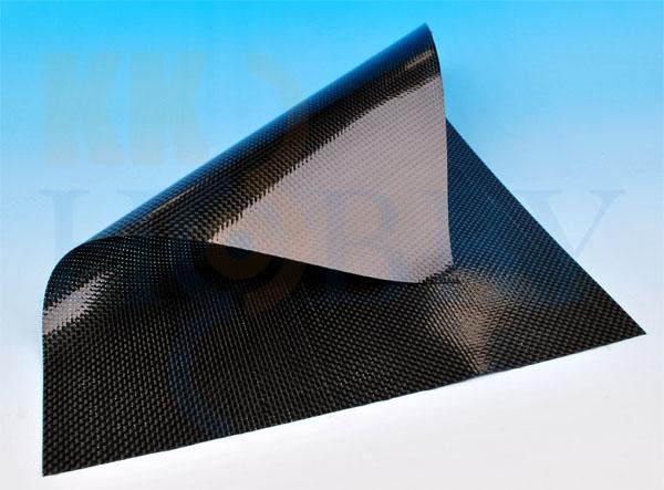 【ソフトタイプ】カーボンシート 245x295x0.5mm