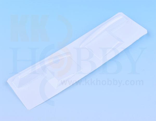 プラスチックエルロンサーボカバー(ホワイト)