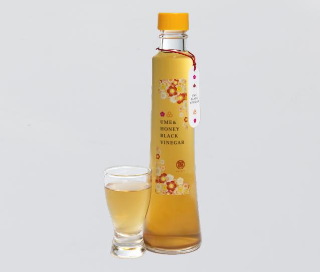 はちみつ梅黒酢 (PLUM&HONEY) 300ml