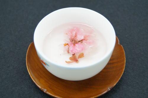 塩漬 桜の花
