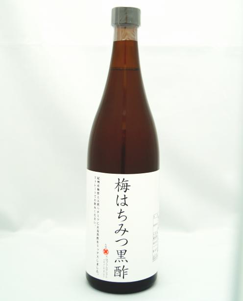 梅はちみつ黒酢 720ml