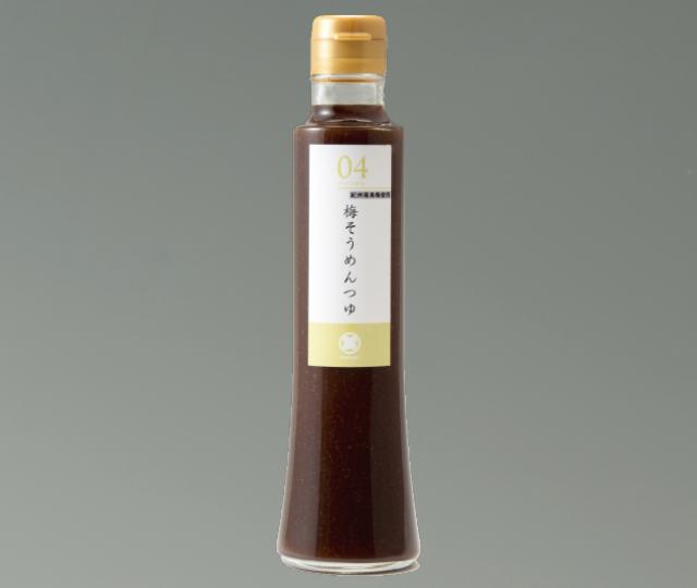 梅そうめんつゆ(濃縮タイプ) 200ml