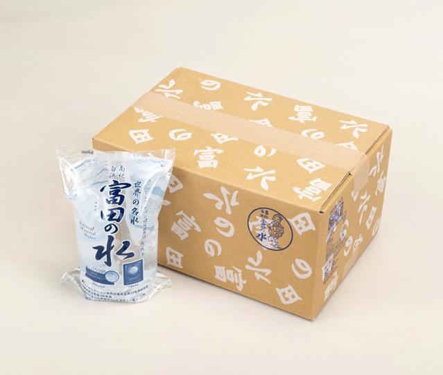 【送料無料】富田の水 (とんだのみず)5箱以上10箱未満