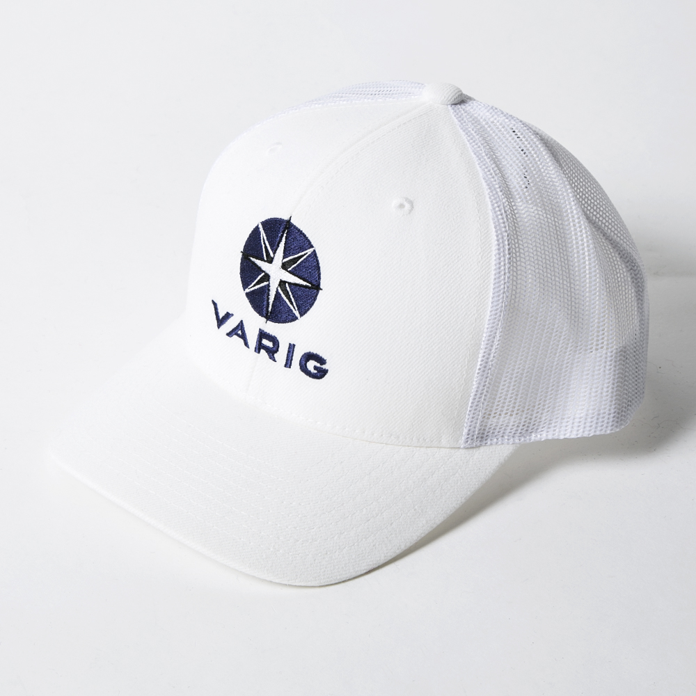 JONES CAP VARIG Mesh White