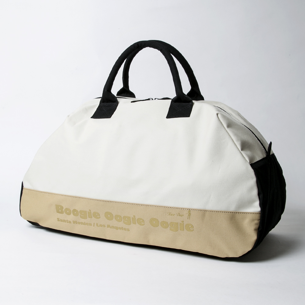 Knee Deep Boston Bag Ivory