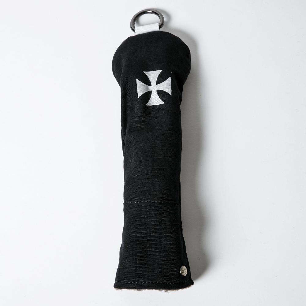 Knee Deep Hybrid Cover Cross Cotton Canvas Black