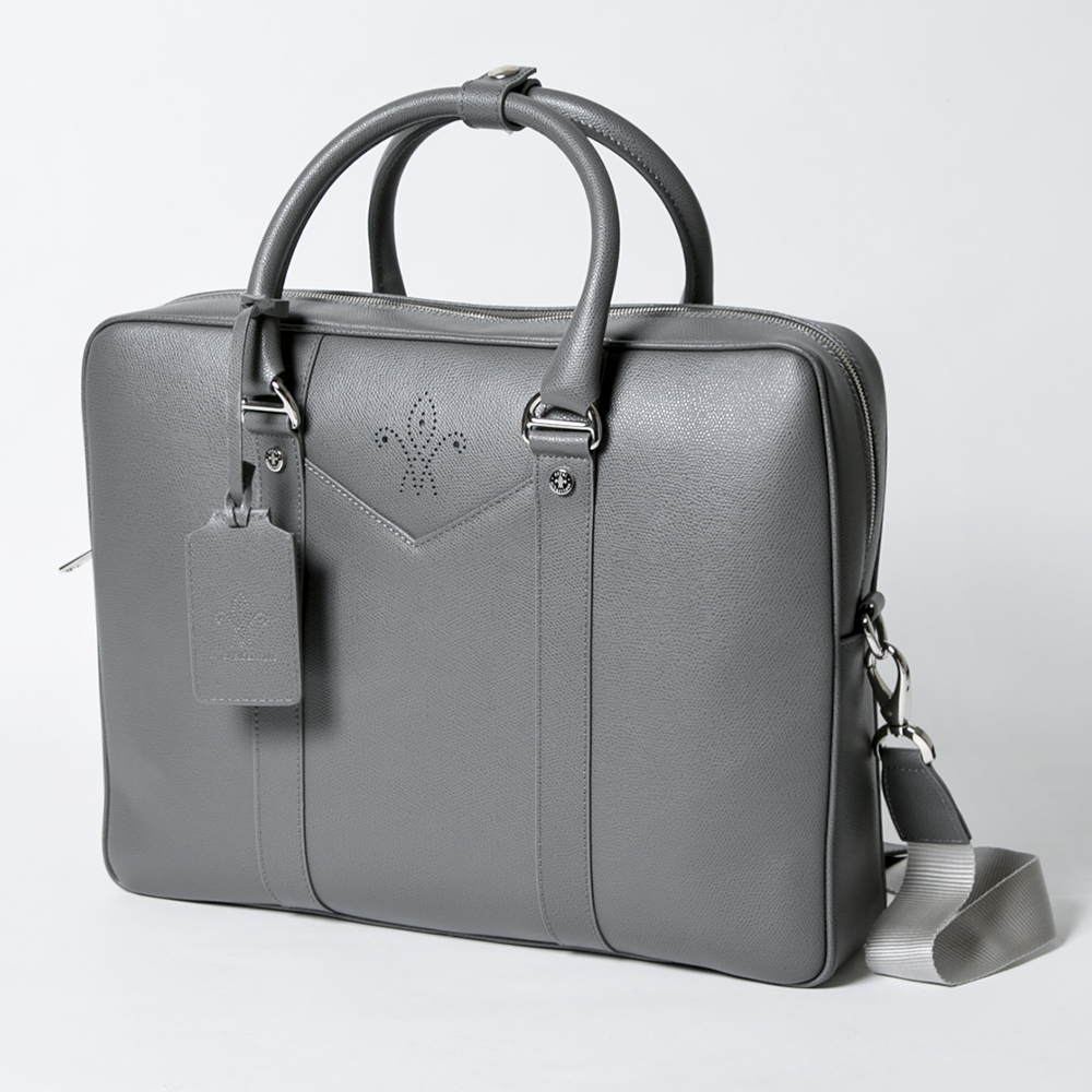 ROYAL ALBARTROSS Bag The Aston Messenger Grey