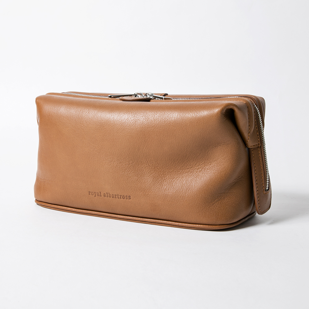 ROYAL ALBARTROSS Bag The McQueen Tan