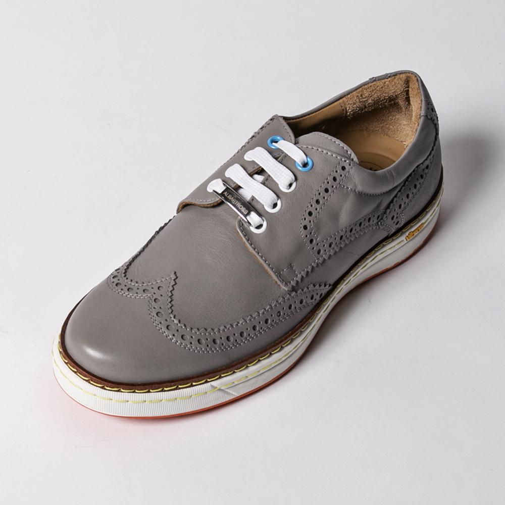 ROYAL ALBARTROSS MEN'S Golf Shoes CLUB BROGUE  Grey