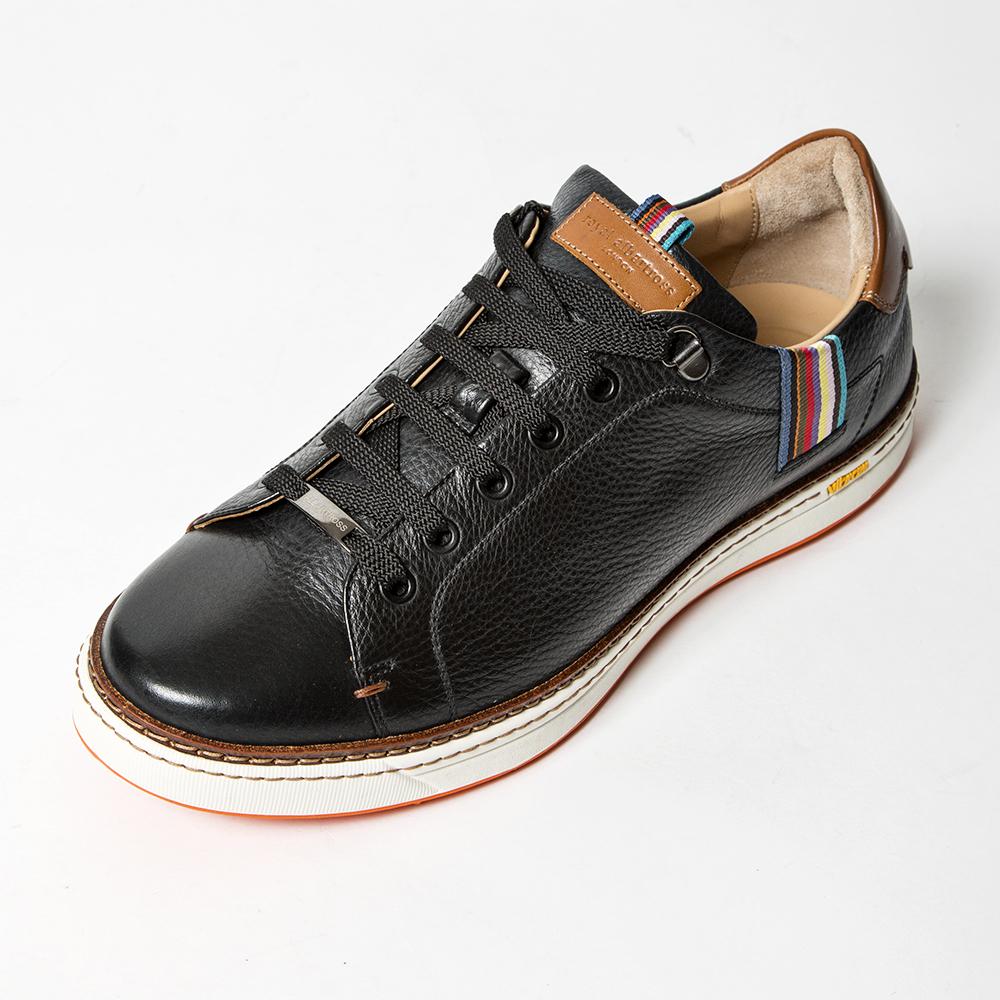 ROYAL ALBARTROSS MEN'S Golf Shoes THE SAXON Black