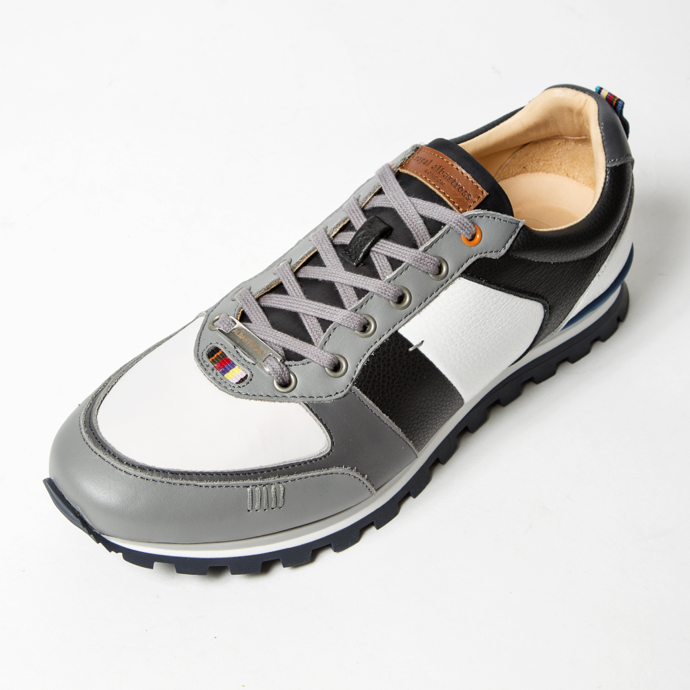 ROYAL ALBARTROSS MEN'S Golf Shoes THE STRIDER Monochrome