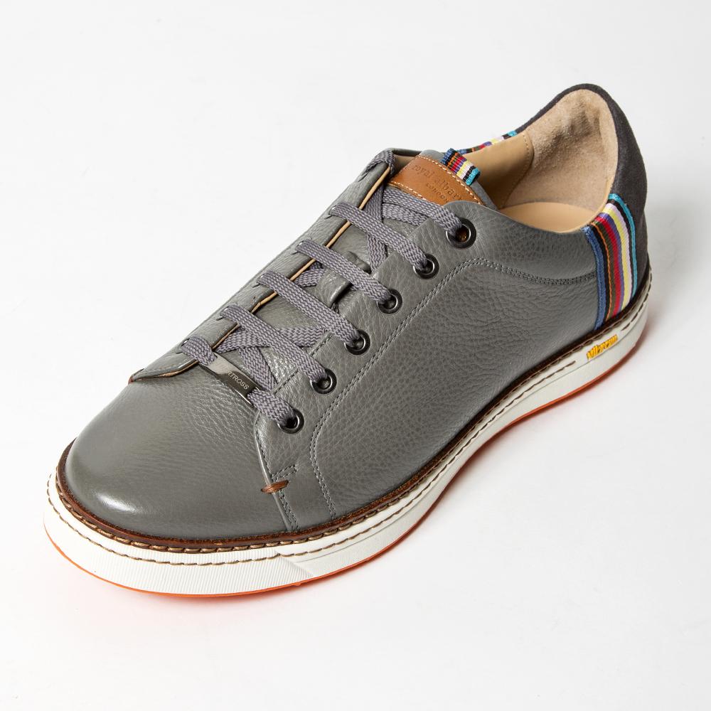 ROYAL ALBARTROSS MEN'S Golf Shoes THE WOODLEY Grey