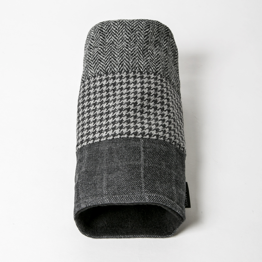 SEAMUS Driver Cover Multi Grey