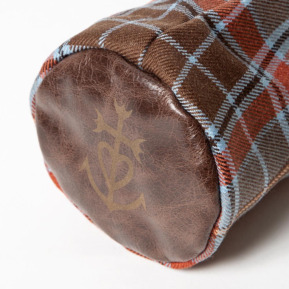 SEAMUS Fairway Wood Cover Marseille County Leitrim Chocolate Leather