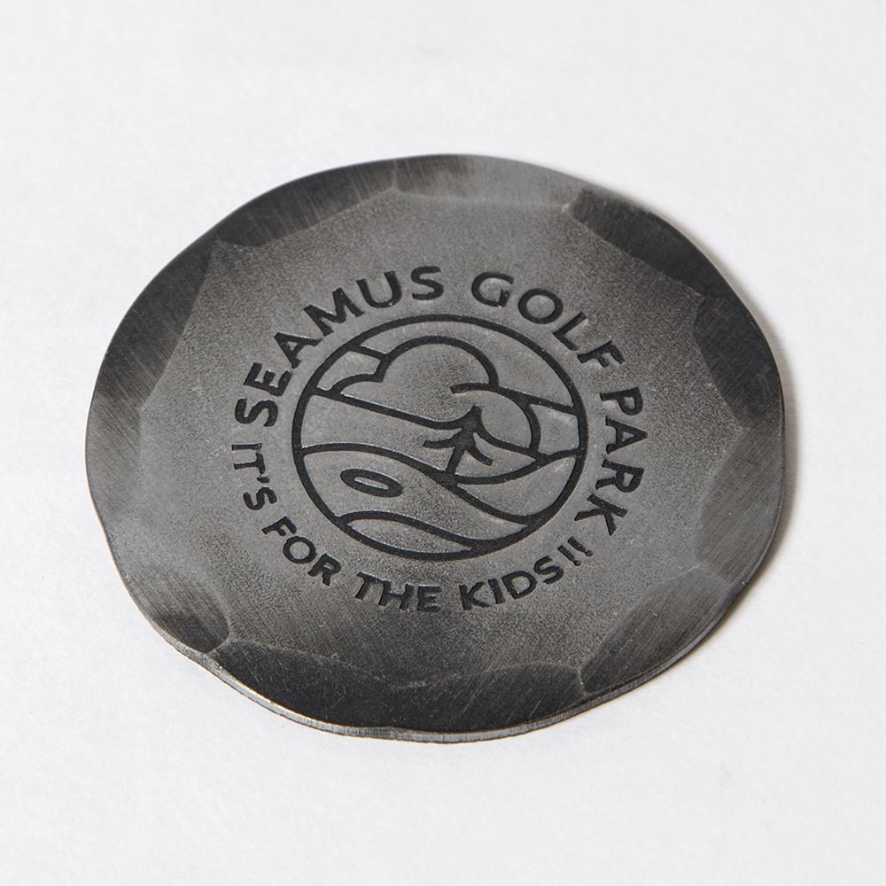 SEAMUS Marker SEAMUS GOLF PARK